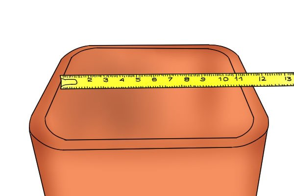 Wonkee Donkee Measure your chimney to ensure you choose the correct sized brush