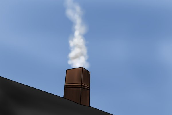 Wonkee Donkee Chimney which will require sweeping with the correct brush