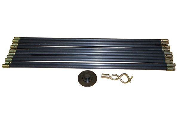 Wonkee Donkee Introduction to drain rod sets