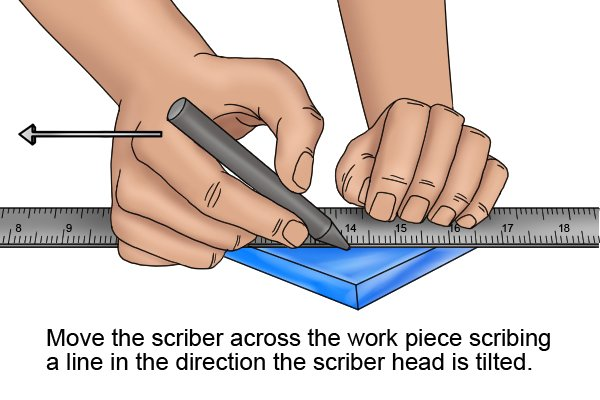 How To Use An Engineer S Scriber