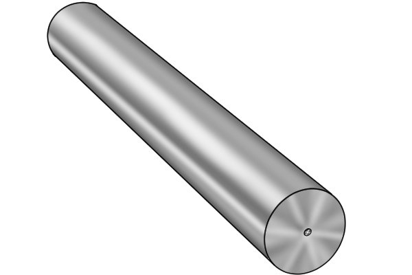 Master shaft is used to transfer ink onto the high spots within the bearing