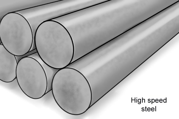 High speed steel; HSS