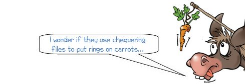 Wonkee Donkee muses about how carrots got their rings