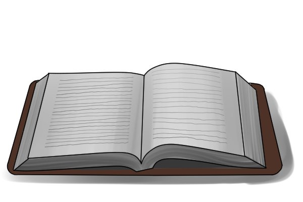 The bible, which contains the first mention of files being used to sharpen other tools