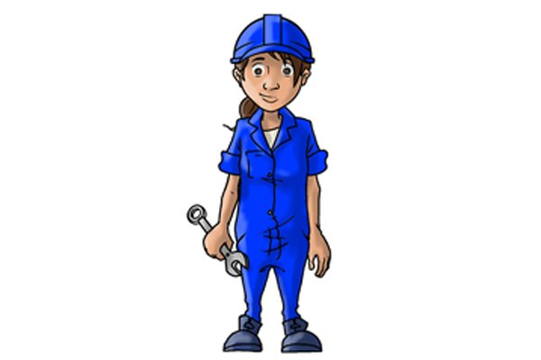 Image of an engineer to illustrate Engineer's files