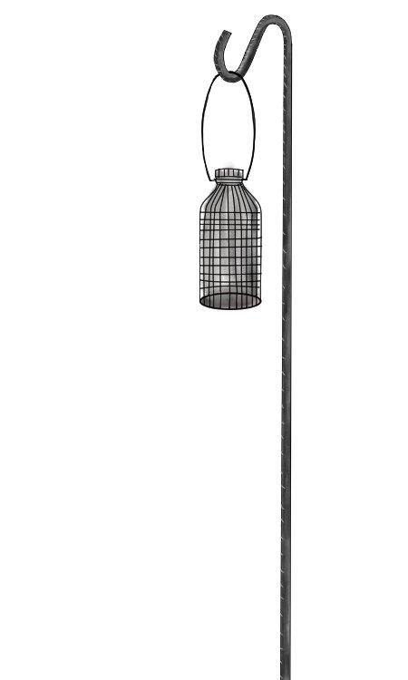 Lantern Holder