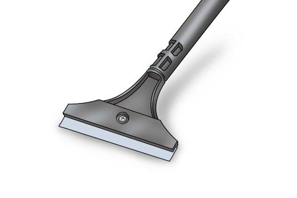 Eddy floor scraper blades aleenes glue gun