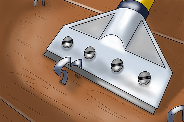 What Is A Floor Scraper Used For