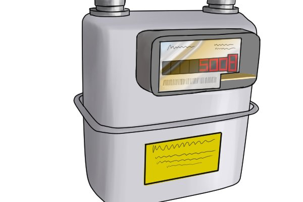 Meter Reading Practice Test : How to use a gas test gauge check the pressure of