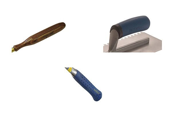 Straight handle