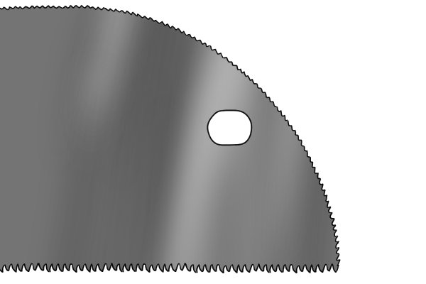 Floorboard saws usually have between 11 and 13 teeth per inch.