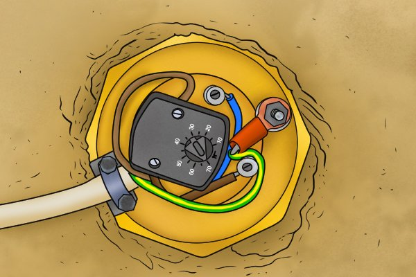 Wiring Diagram For Immersion Heater Thermostat : Immersion heater element wiring diagram get