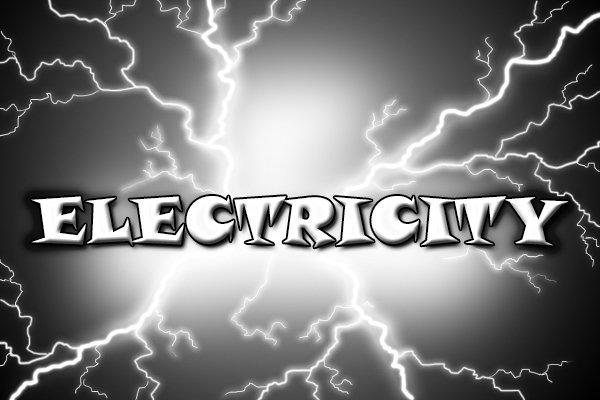 lightening, electricity