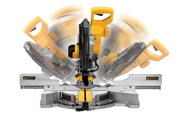 Mitre saws are usually electric saws which can be set at various angles