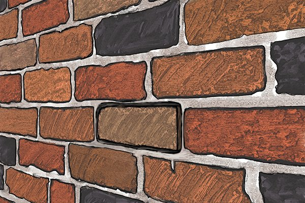single brick removal