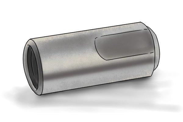 mortar rake adaptor