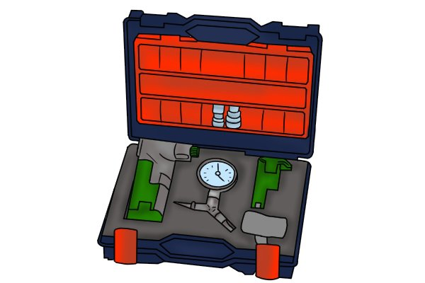 After each use place the pipe dry testing kit back into its case (if provided) or in a safe place to prevent any damage.