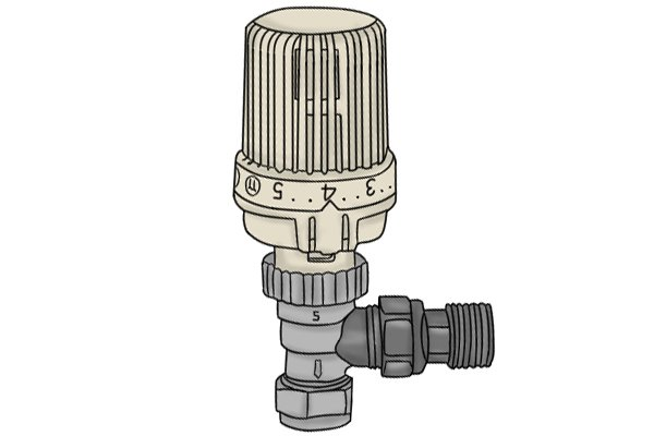 Thermostatic radiator valve
