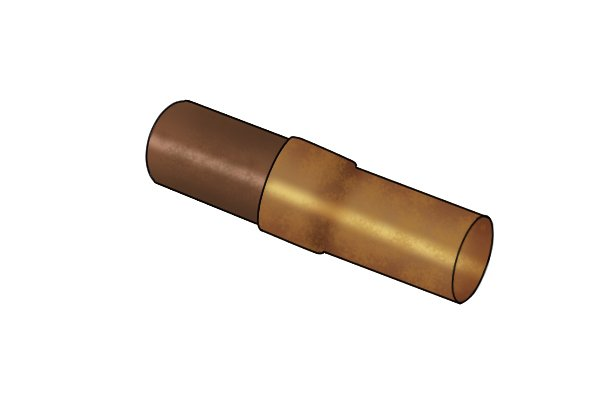What is a socket former for Used copper pipe