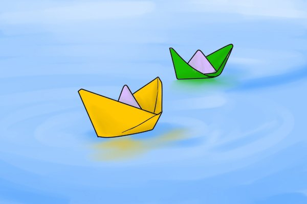 paper boats float test buoyant object tracing dyes trace test wonkee donkee tools DIY guide