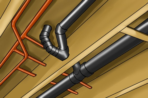 leaky pipes, plumbing, tracing dyes, water tracing test