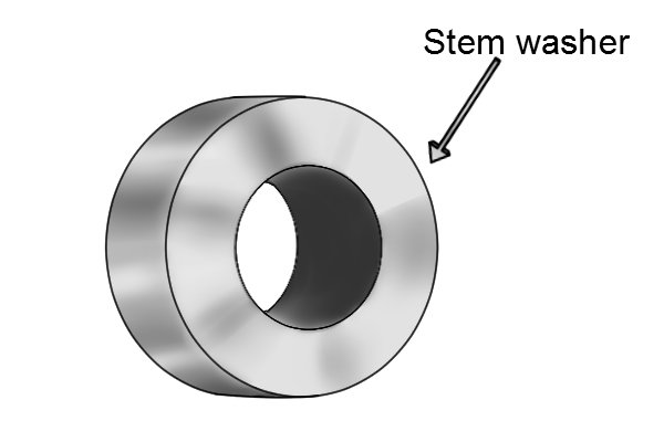 compression washer tap rubber washer
