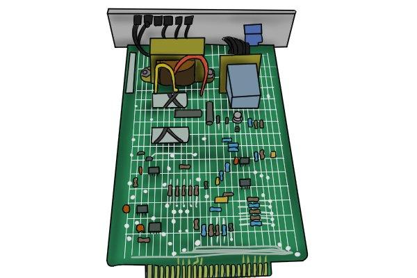 voltage detector circuitry