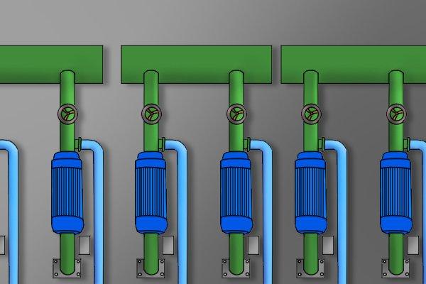 water pump and reservoir tanks wonke donkee tools DIY guide how to use a water pressure gauge