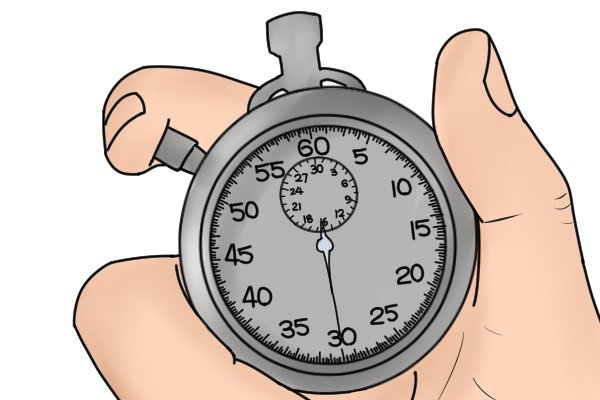 Stop watch, timer, clock, time, water pressure gauge