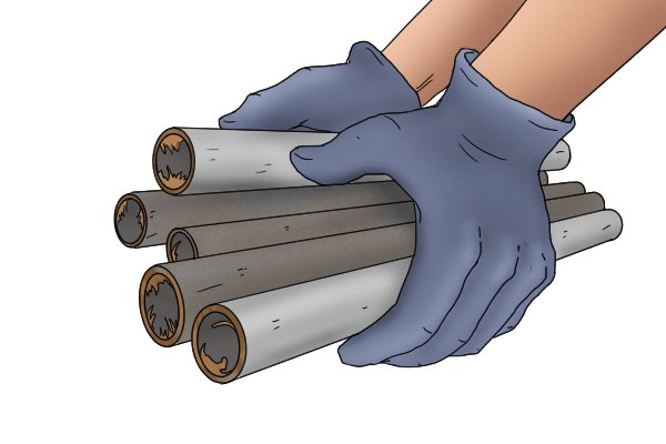clogged pipes, rusty pipes, copper pipes, water pressure