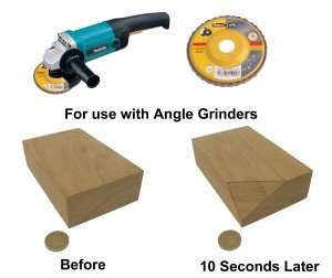 angle grinder attachments