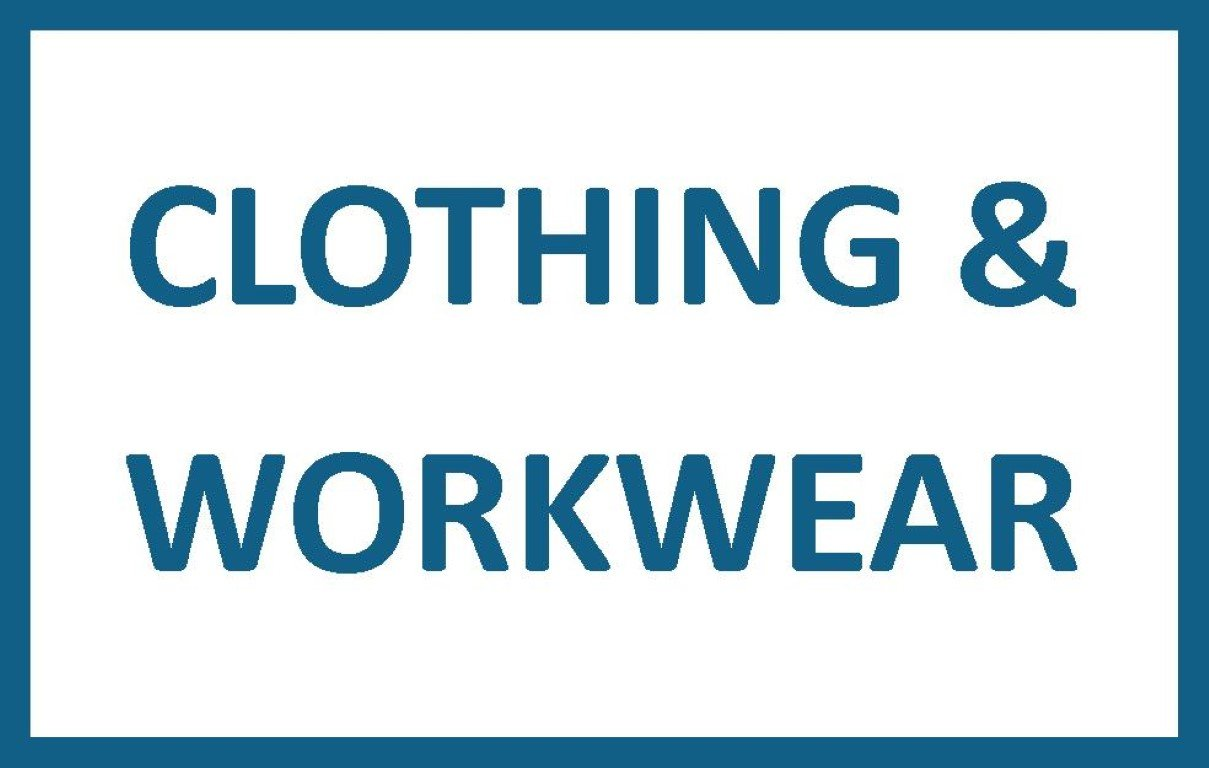 Buy Clothing and Workwear Online from Wonkee Donkee Tools