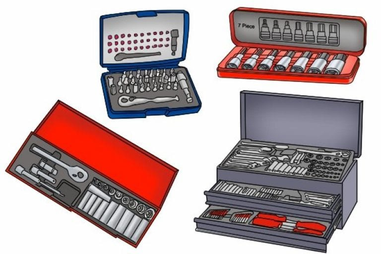 Choosing the best socket set for you