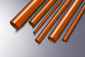 Types of different piping available.