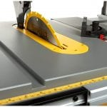 dewalt dw745 table saw blade