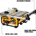 Dewalt dw745 specifications