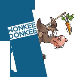 Wonkee Donkee Logo