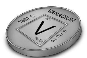Chrome vanadium used in sockets