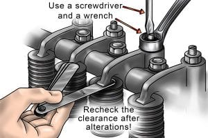 how-do-you-adjust-tappets-with-a-feeler-gauge - Wonkee