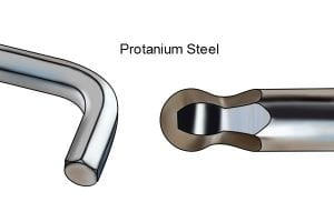 Protanium steel is commonly used for sockets