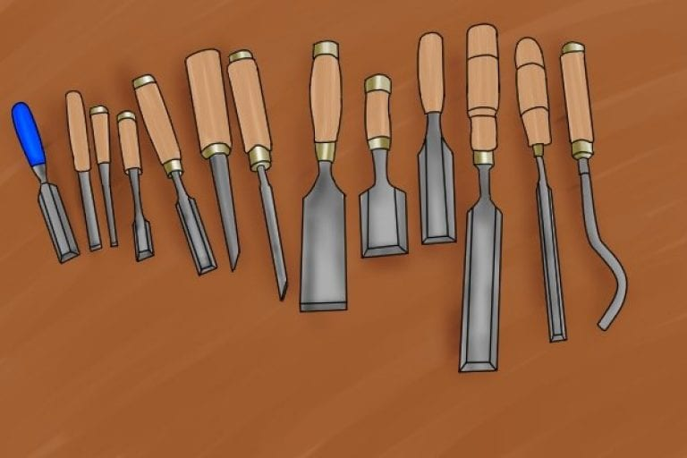 What Are The Different Types Of Wood Chisel Wonkee Donkee