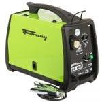 Forney 309 140-Amp MIG Welder settings