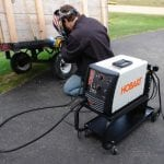 Hobart 500559 Handler Wire Welder to fix trolley