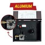 LOTOS MIG175 175AMP Mig Welder Aluminium