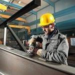 Metabo WEV 15-125 Angle Grinder grinding