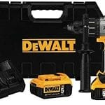 DeWalt DCD996P2 box and accessories