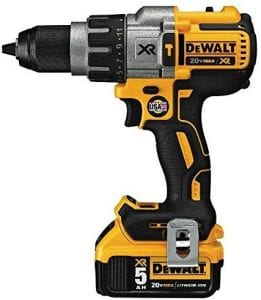DeWalt DCD996P2 hammer drill