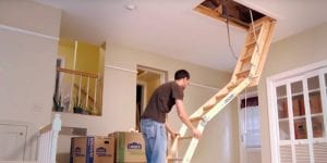 Louisville Loft Ladder