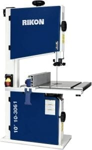 Band Saws allow you to make precise cuts when working on projects.