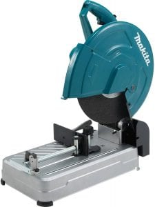 Chop saws are perfect to make precise cuts quick and easy.